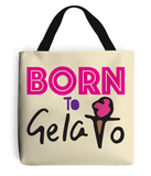 Love Ice Cream Tote Bag