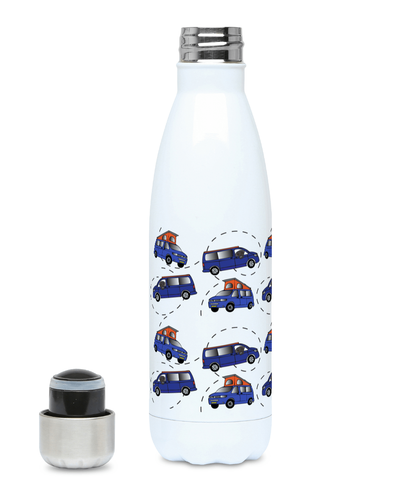 500ml Water Bottle VW Camper