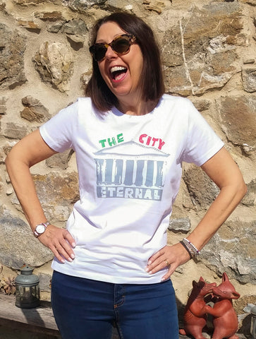 Ladies 'Rome' T-shirt Organic Cotton