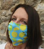 Amalfi Italy Face Mask
