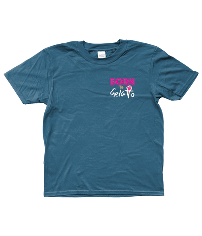 Kids Soft T-Shirt Gelato Design