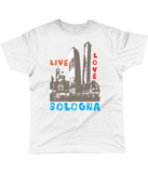 Love Bologna Unisex T-Shirt (Small to 5XL)