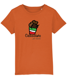 Kids T-Shirt Cioccolato Design