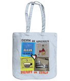 Heart in Italy Tote Bag