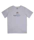 Kids Organic Cotton T-Shirt Mandorla Design