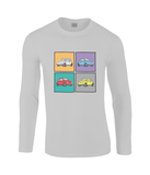 Men's Soft Style Long Sleeve T-Shirt 'Classico' Collection