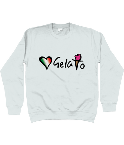 Kids Sweatshirt Gelato Design