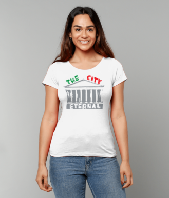 Ladies 'Rome' T-shirt