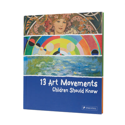 13 Art Movements Children Should Know Book
