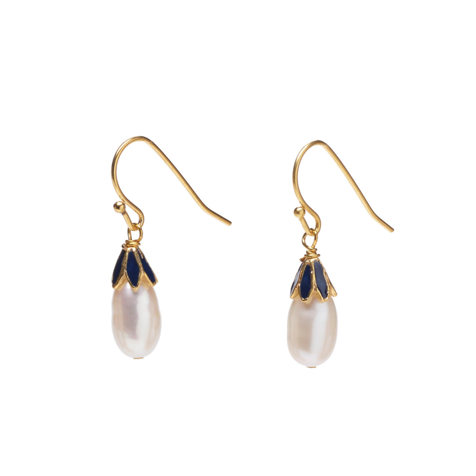 Imperial Pearl Earrings