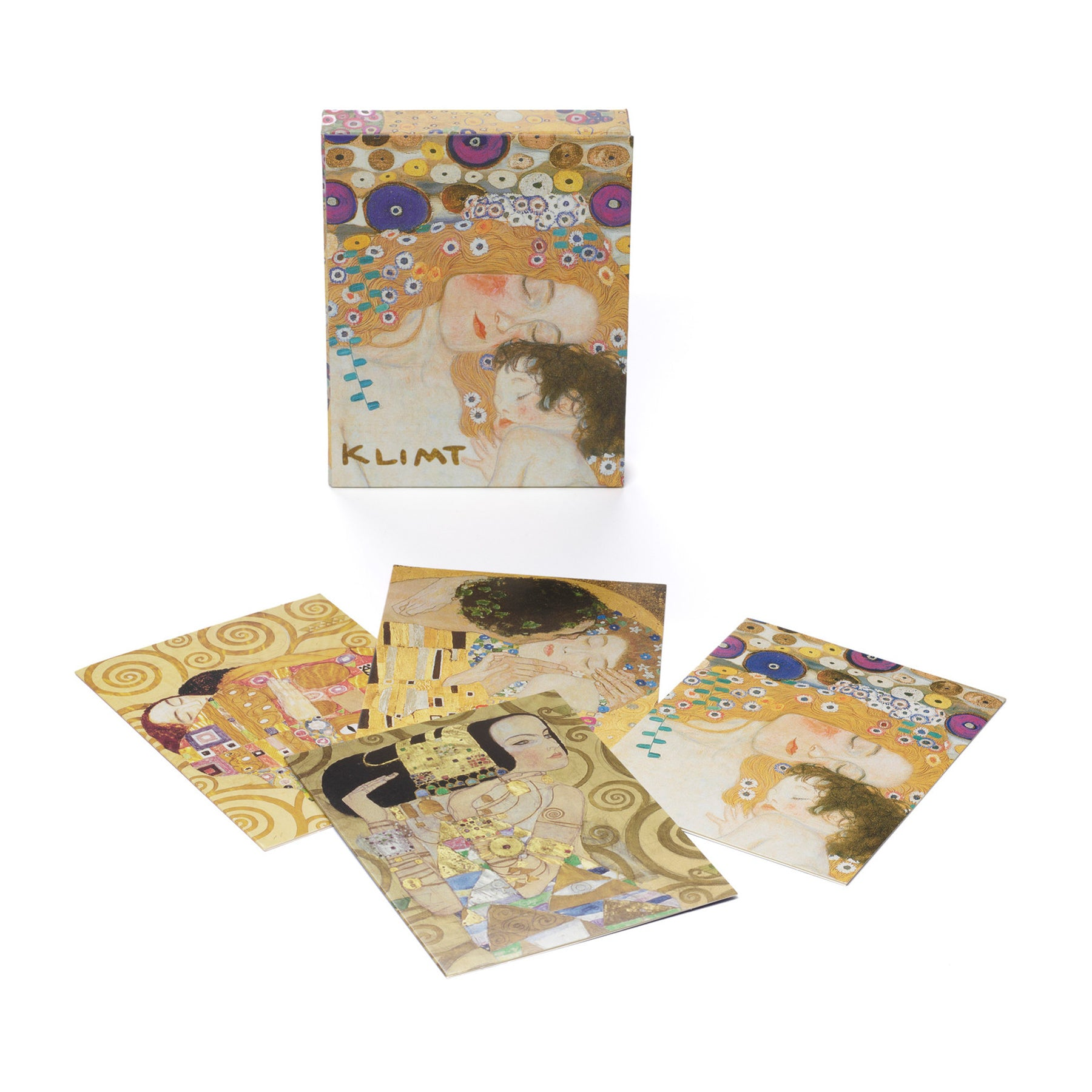 Klimt Notecards