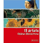13 Artists Children Should Know Book