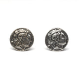 Alexander the Great Cufflinks