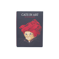 Cats in Art Boxed Notecards