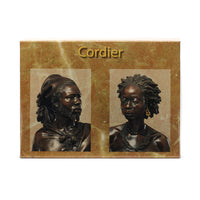 Charles Cordier Notecards
