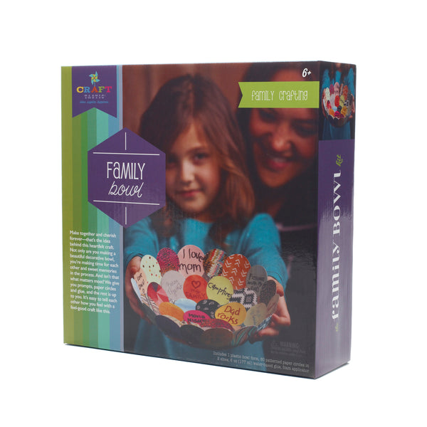 Make Together Family Bowl Kit