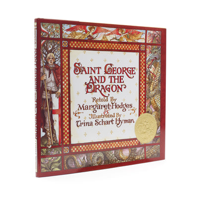 Saint George and the Dragon Book
