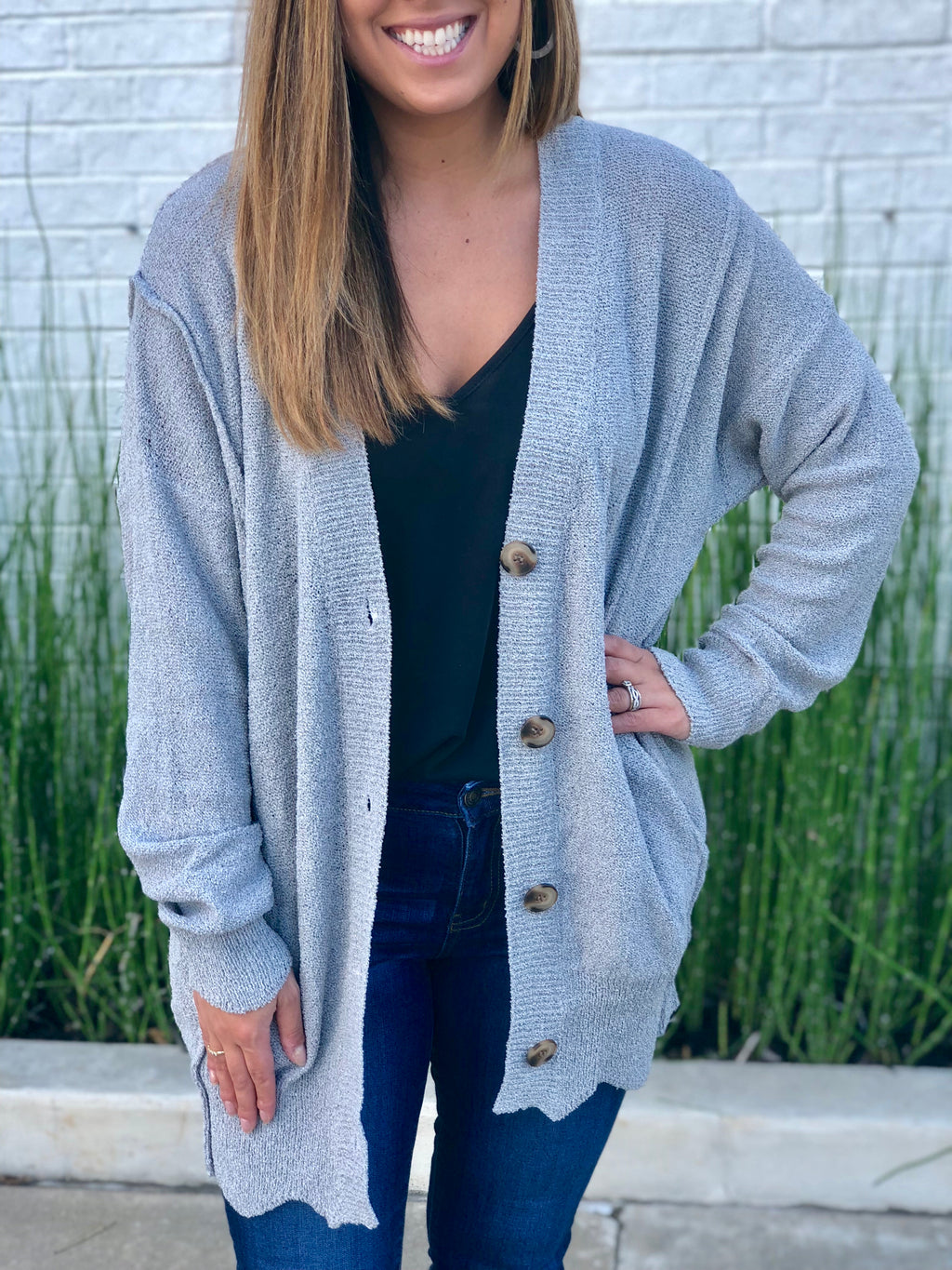 AINSLEY CARDIGAN