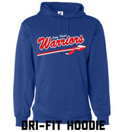 Warriors Dri-Fit Hoodie