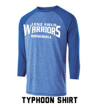 Warriors Typhoon Shirt