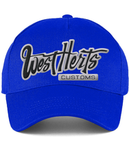 West Herts Customs Ultimate Cotton Cap - Infinity Decals