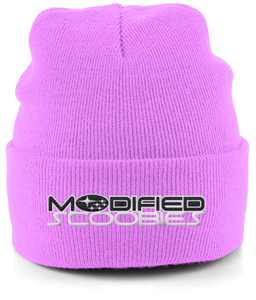 Modified Scoobies Cuffed Beanie - Infinity Decals