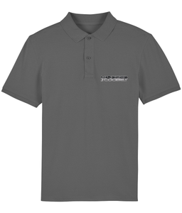 Modified Scoobies Embroidered Stanley Dedicator Men's Polo Shirt - Infinity Decals