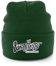 West Herts Customs Cuffed Beanie - Infinity Decals