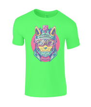 Action Cat SoftStyle® Ringspun T-Shirt