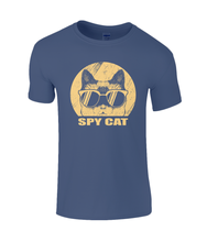 Spy Cat SoftStyle® Ringspun T-Shirt