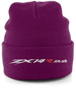 ZX14R.co.uk Cuffed Beanie