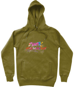 F*CK CORONAVIRUS N50P Unisex Pullover Hoodie with Side Pockets