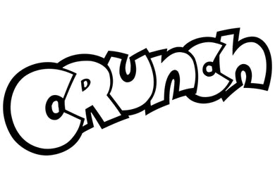 CRUNCH Comic Decal