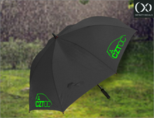CZT Owners Club Golf Umbrella - Infinity Decals