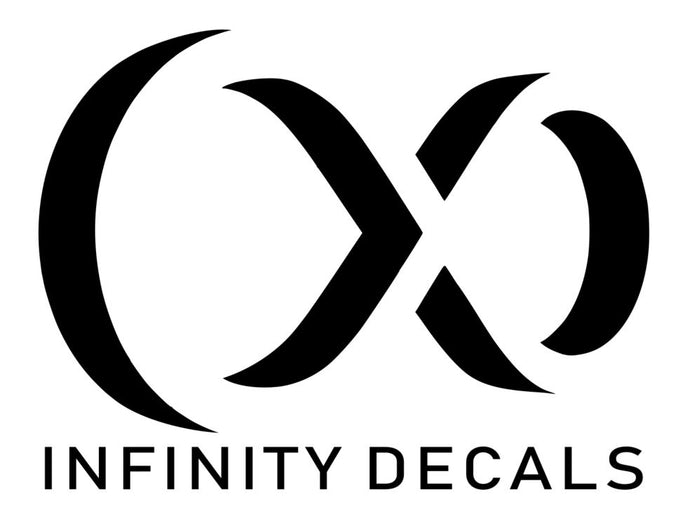 Infinity Decals Gift Card £5 to £100