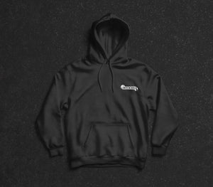 JDM vs the World Single Colour Logo Hoodie