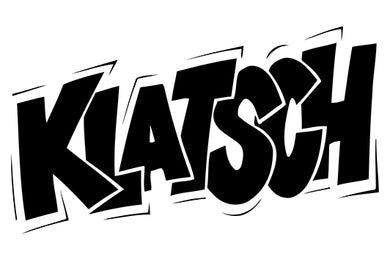 KLATSCH Comic Decal