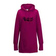Modified RCZ Owners - Women's Longline Hoodie - Infinity Decals