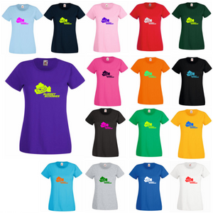 Surrey Scoobies Ladies T-shirt - Infinity Decals