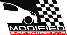 Modified Aygo Owners Club Decal - Single