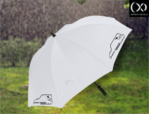 SFOCUK Golf Umbrella - Infinity Decals