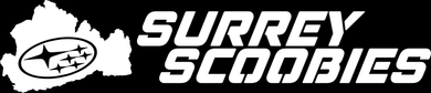Surrey Scoobies Large Decal 450mm - Infinity Decals