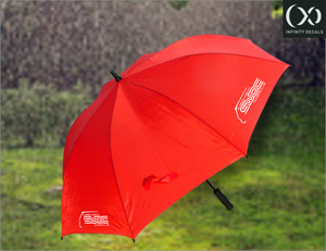 Subaru Wagon Owners Club Golf Umbrella - Infinity Decals