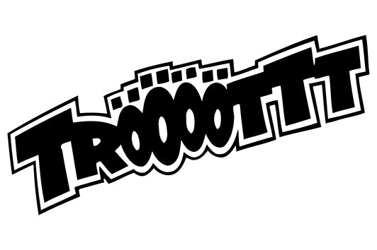 TROOOOTTT Comic Decal