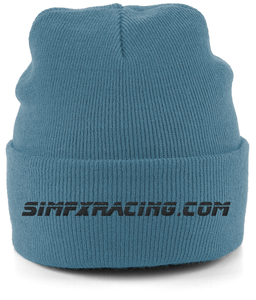 SimFX Racing Cuffed Beanie - Infinity Decals
