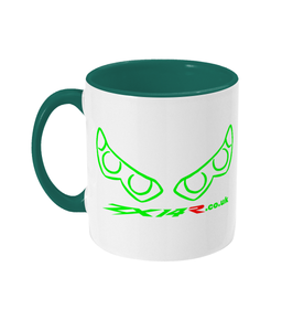 ZX14R.co.uk Gen 2 Light Outline Two Toned Mug