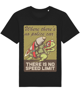 No Speed Limits Raphael Rocker T-Shirt