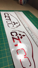CZT Owners Club Decal - Single - Infinity Decals