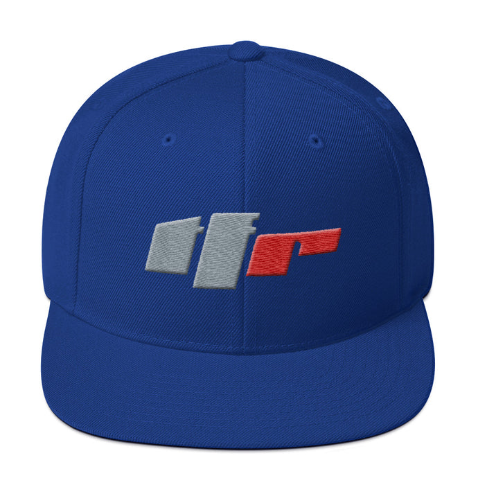 Torque Freak Racing Snapback Hat - Infinity Decals
