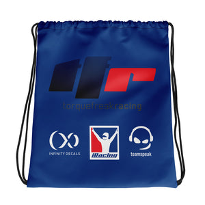 Torque Freak Racing Drawstring bag - Infinity Decals